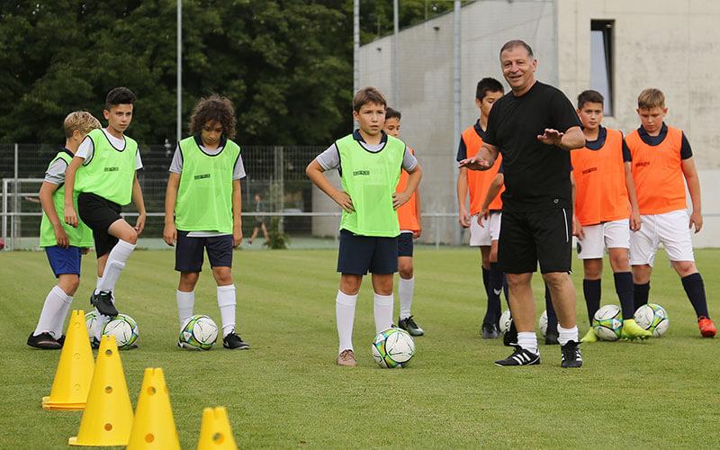 Plamen Mihov als Trainer